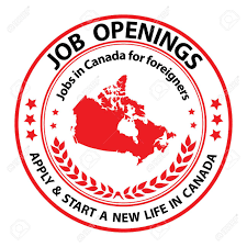 Job  Vacancies  In  Canada